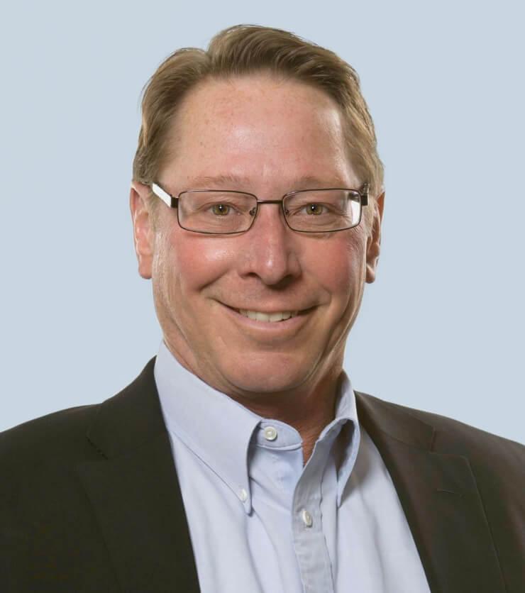 Headshot of Bob Buckner.