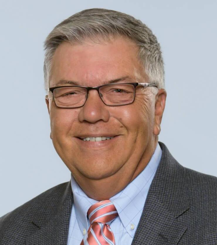 Headshot of Bob Kennedy.