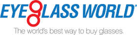 Eyeglass World logo.