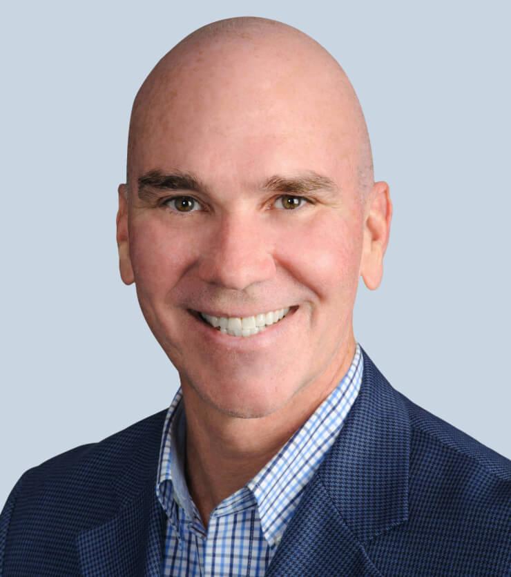 Headshot of Jim Sellers.