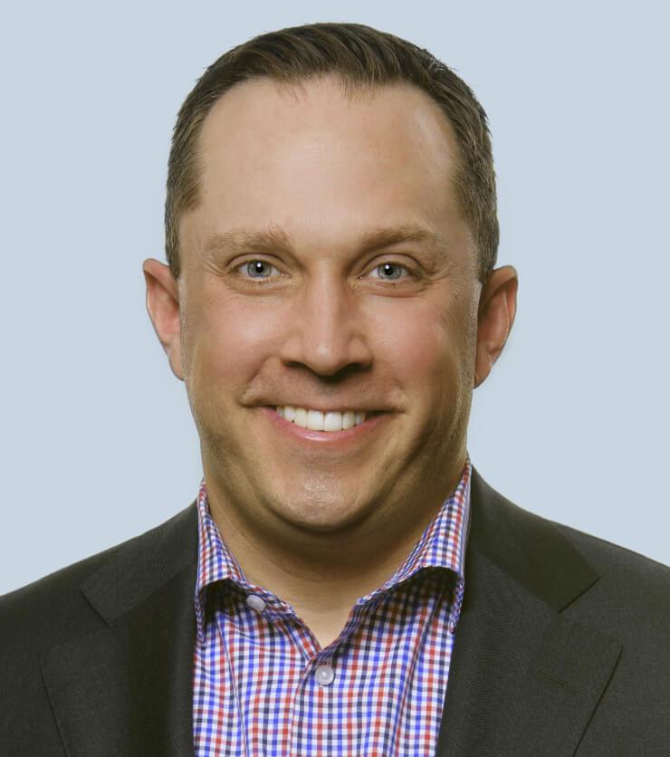 Headshot of Matt Montgomery.