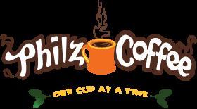 Philz Coffee logo.