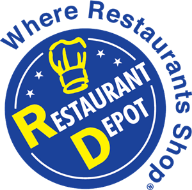 Restaurant Depot logo.