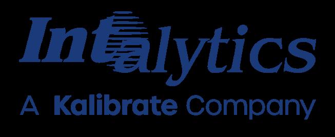 Logo: Intalytics - A Kalibrate Company.